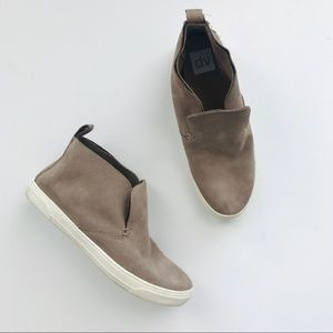 Dolce Vita slip on suede shoes